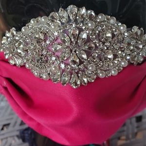 Accessories - Bedazzled face mask